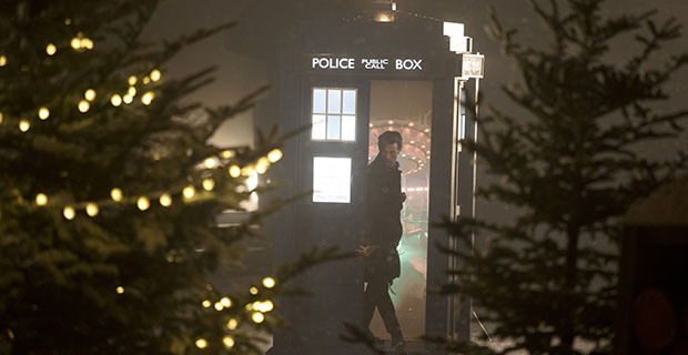doctor who 2013 christmas special review Doctor Who Christmas Special Review: Matt Smith Has Fallen