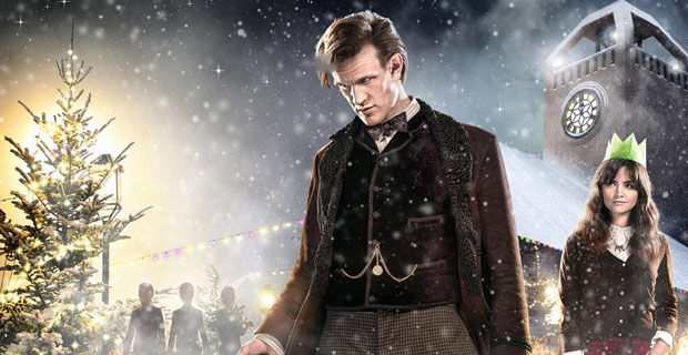 doctor who 2013 christmas special Doctor Who Christmas Special Poster & Sneak Peek Images