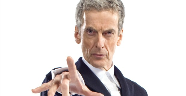 'Doctor Who': Peter Capaldi's Official Costume Revealed