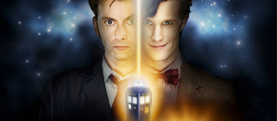 doctor who david tennant matt smith Doctor Who Viewing Guide: Tips, Suggestions & Complete Episode List