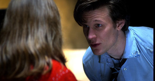 doctor who eleventh hour young pond Doctor Who: The Eleventh Hour Review & Discussion