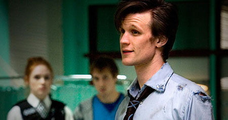 doctor who group hospital Doctor Who: New Season 5 Trailers & Photos; Season 6 Confirmed