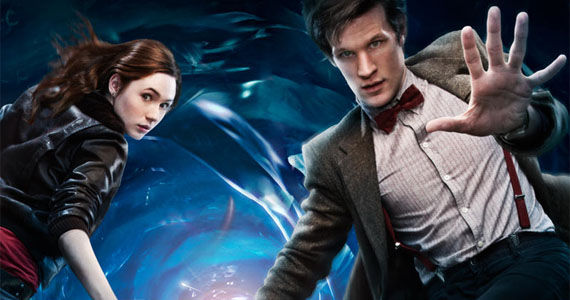 doctor who premier Doctor Who: New Season 5 Trailers & Photos; Season 6 Confirmed