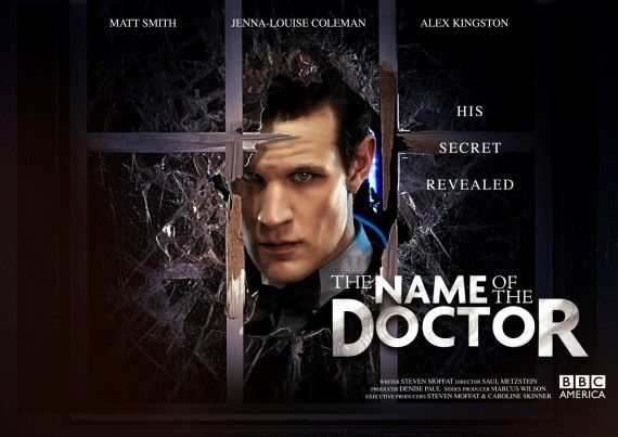 doctor who season 7 doctor name 570x403 DOCTOR WHO SERIES 7B
