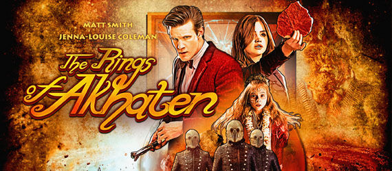 doctor who season 7 episode 8 Doctor Who Season 7.5 Posters, Trailer & Episode Details Revealed