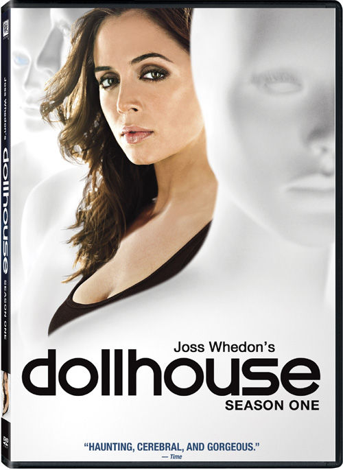 dollhouse s1 dvd Exclusive Comic Con Dollhouse DVD [Updated]