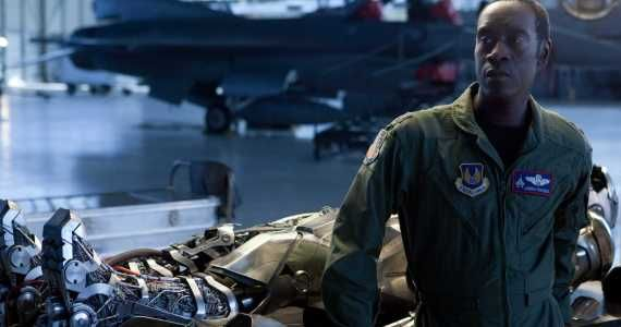 don cheadle iron man image Iron Man 3: Don Cheadle On War Machine & Iron Mans Relationship and Big Action Sequences