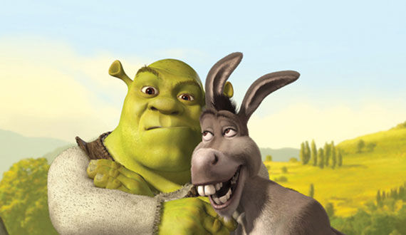 donkey shrek Return of the Sidekick   The Time is Now