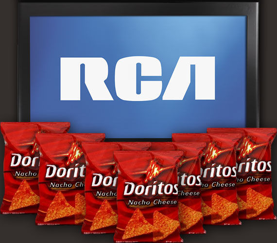 doritos giveaway prize SR Giveaway: 42 Inch HDTV & A Case Of Doritos   WINNER!