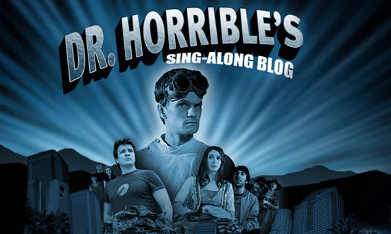 dr horrible logo Dr. Horrible Sequel Has A Title, New Songs Written