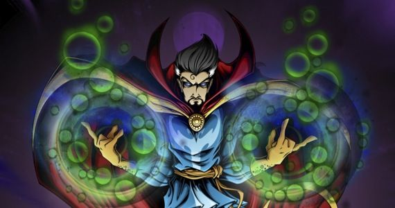 dr strange marvel movie Could Guillermo del Toro Direct a Marvel Studios Feature Film?