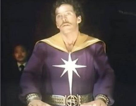 Peter Hooten as Dr. Strange