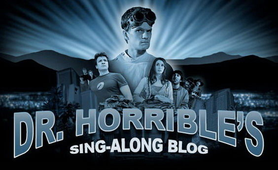 dr horribles sing along blog 01 Neil Patrick Harris Returns Emmys To Glory