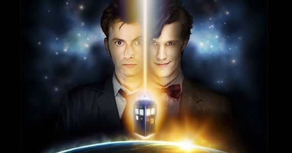 dr who regen Doctor Who: New Matt Smith Trailer