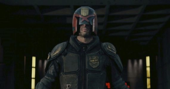 dredd 3d clip Dredd 3D Clip: Karl Urban is the Law