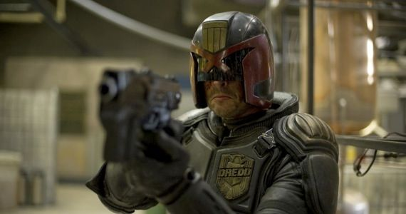 dredd trailer karl urban Dredd Trailer: Judge Dredd Reboot By Way of The Raid