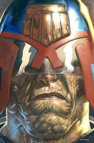 dredd Lobo & Judge Dredd Wont Rely on Comic Book Guys