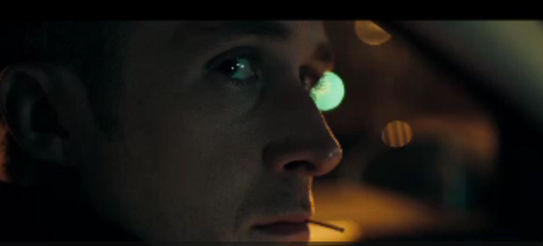 drive movie header ryan gosling New Drive Clip Paints a Tense and Thrilling Picture