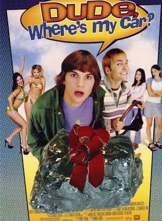 dude wheres my car Best & Worst Christmas Movie Releases of the Past 10 Years