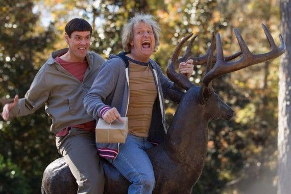 dumb and dumber 2 to image 570x380 Dumb and Dumber To Official Image: Carrey & Daniels Back in Top Form