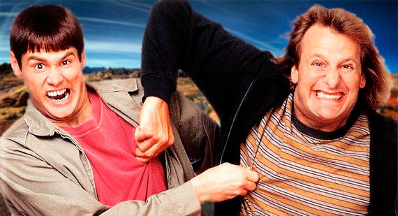 dumb and dumber1 Dumb and Dumber 2 Is Moving Forward