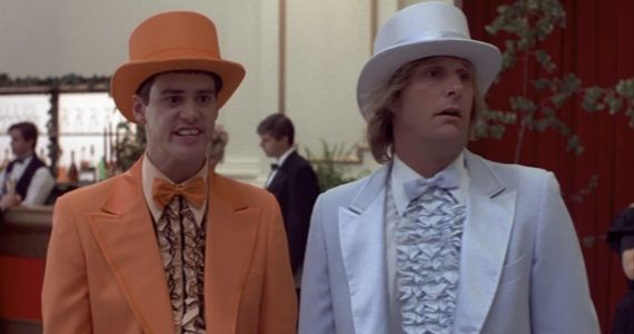 dumb dumber 2 Jim Carrey Steps Away From Dumb & Dumber 2
