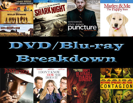 DVD/Blu-ray Breakdown: January 3, 2012