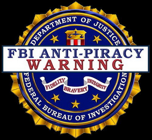 DVD Piracy and the FBI
