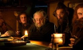 dwarfs hobbit movie 280x170 New Hobbit Images Include Radagast the Brown; 2nd Trailer Arrives This Week