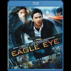 eagle eye blu ray1 Eagle Eye Blu ray Review