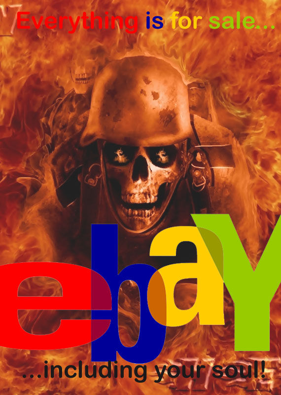 ebay poster Website Based Movies: Some (Not So) Absurd Suggestions