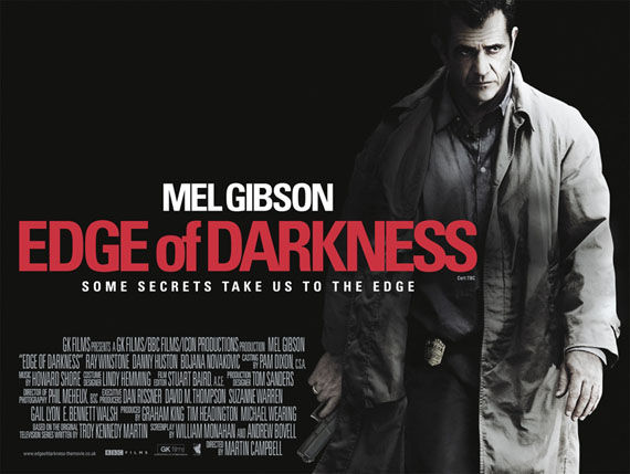 edge of darkness poster mel gibson Poster Friday: Clash of the Titans, Iron Man 2 & More!