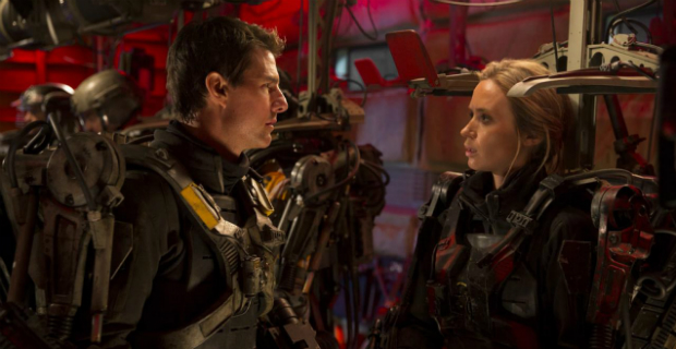 edge tomorrow trailer tom cruise Edge of Tomorrow Trailer #2: Tom Cruise Has Infinite Lives