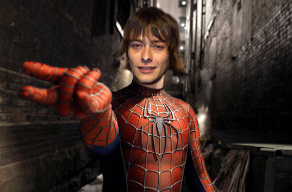 edward furlong spiderman Dodged Bullets: 14 Actors Who Were Almost Superheroes