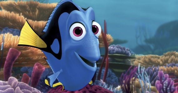 ellen degeneres finding nemo 2 Ellen DeGeneres Returning as Dory in Finding Nemo 2