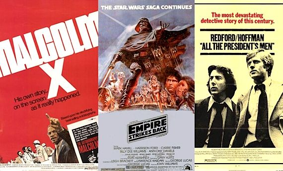 empire strikes back and 24 films added to the national film registry 2010 National Film Registry List Selects The Empire Strikes Back, Airplane! & More