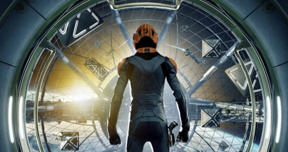 enders game poster update Enders Game Poster and Director Gavin Hood Tease the Battle Room