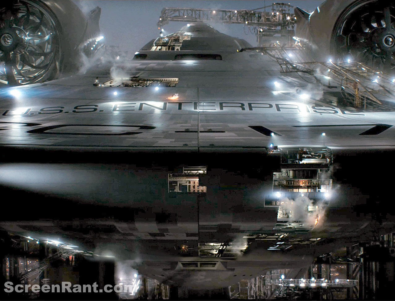 enterprise detail1 Finally, Some New Star Trek News