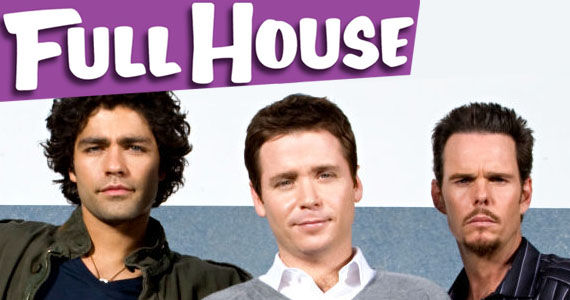 entourage full house Entourage: Bob Saget Returns WITH John Stamos!