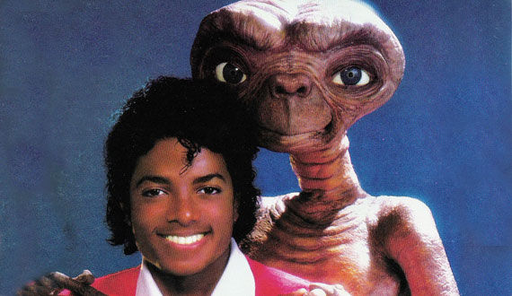 et and michael jackson NASA Announcement: In Which Alien Category Does It Belong?