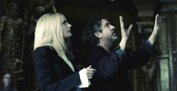 Image result for tim burton pergrine