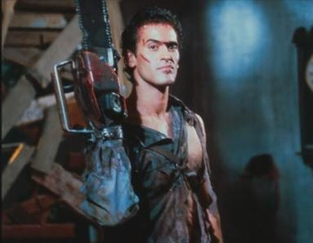 Evil Dead - Ash with Chainsaw Arm