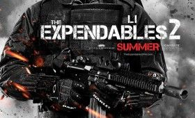 expendables 2 jet li poster 280x170 Expendables 2 Character Posters: Meet the New Dirty Dozen
