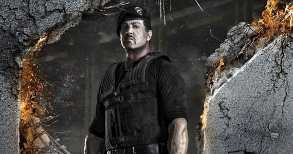 expendables 2 movie poster Screen Rants (Massive) 2012 Movie Preview