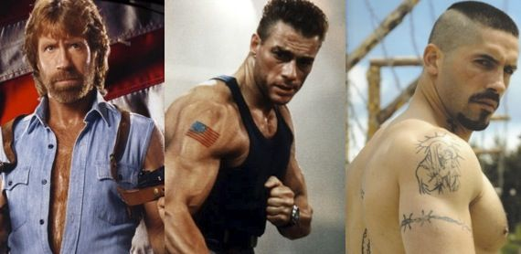 expendables 2 norris van damme adkins Van Damme, Norris, Adkins & More Confirmed For Expendables 2 [Updated]