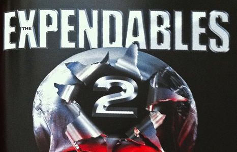expendables 2 poster Van Damme, Norris, Adkins & More Confirmed For Expendables 2 [Updated]