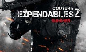 expendables 2 randy couture poster 280x170 Expendables 2 Character Posters: Meet the New Dirty Dozen