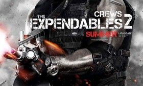 expendables 2 terry crew poster 280x170 Expendables 2 Character Posters: Meet the New Dirty Dozen