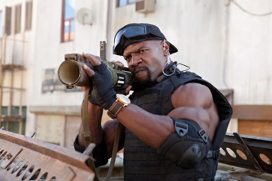 expendables 2 terry crews Terry Crews in The Expendables 2