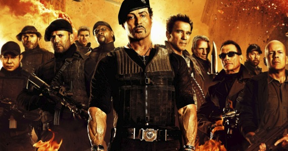 expendables 3 director Sylvester Stallone Confirms Mel Gibson for The Expendables 3?